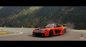 Mazda RX-7 Veilside Fast And Furious - image #181