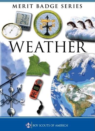 Weather Merit Badge Series Avaxhome