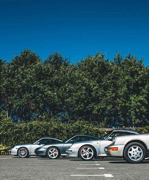 porsche  carrera  evolution