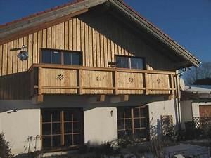 Balkongeländer Holz Selber Bauen : balkon aus holz selber bauen ~ Lizthompson.info Haus und Dekorationen