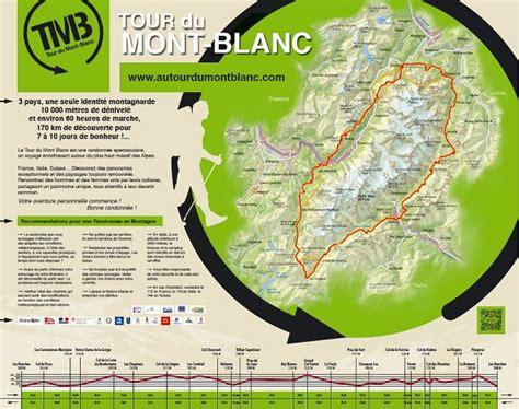 tour du mont blanc itineraire the tmb tour du mont blanc