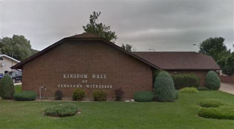 jehovahs witnesses kingdom hall city  dickinson