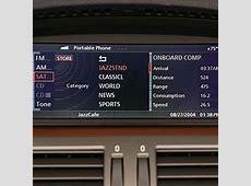 ShopBMWUSAcom BMW SIRIUS XM SATELLITE RADIO