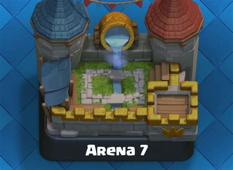 Royal Arena Cards (arena 7)  Clash Royale Tactics Guide