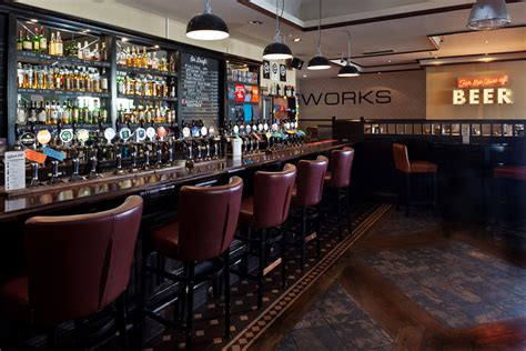 Bar And Bar by Food And Drink In Grand Canal Hotel Dublin