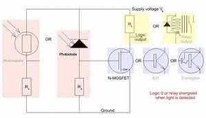Photodiodes And Other Light Sensors  Analog Devices Wiki