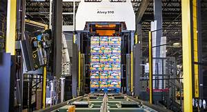 Intelligrated automated palletizing for citrus packer a ...