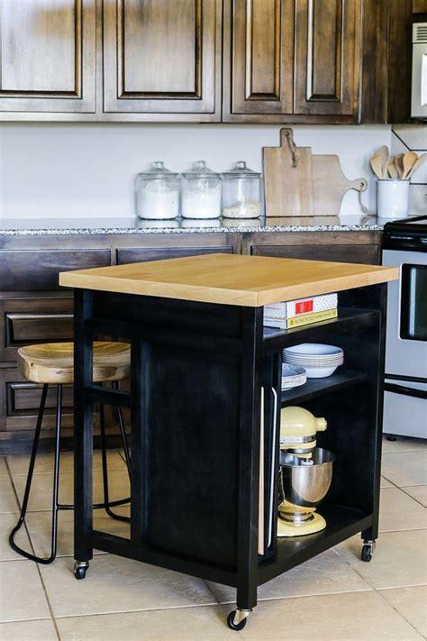best 25 rolling kitchen island ideas on