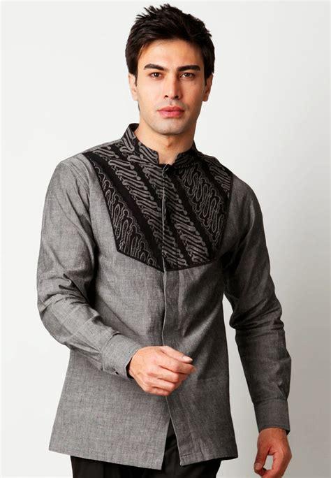baju koko elegan model baju muslim untuk pria yang modis 2015