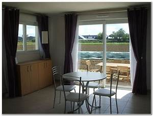 Rideau Baie Vitree : rideau pour baie vitr e avec coffre rideau id es de ~ Premium-room.com Idées de Décoration