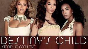 "Destiny's Child - ""Stand Up For Love"" (Acapella) - YouTube"