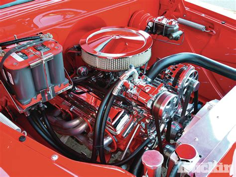 Chevy 350 V8 Engine, Chevy, Free Engine Image For User