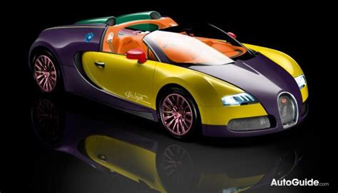Bugatti's Veyron Configurator Opens Doors To Ugliest