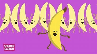 Brain Dancing Banana Breaks Bananas Value Scratch