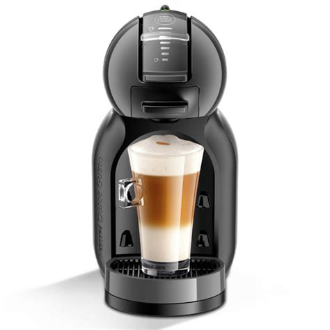 Keep your nescafé dolce gusto® coffee machine in tip top condition by learning the easy way to descale it using our liquid water. Nescafe Doce Gusto Mini-Me Coffee Machine - Black (MINIME-BLK)