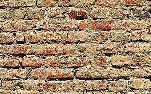 Old brick wall wallpaper