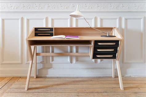 bureau ethnicraft ethnicraft origami desk