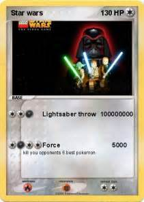 Star Wars Pokemon Cards