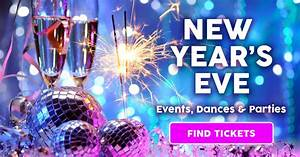 Edmonton New Year's Eve 2021 - NYE Parties, Events and Dances