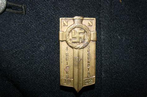 1932 Potsdam NS-Reichsjugendtag Badge