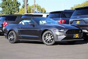 2020 Ford Mustang EcoBoost Premium Convertible RWD for Sale in Auburn, CA - CarGurus