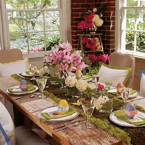 Gorgeous Easter & Spring Table Setting Decoration Ideas