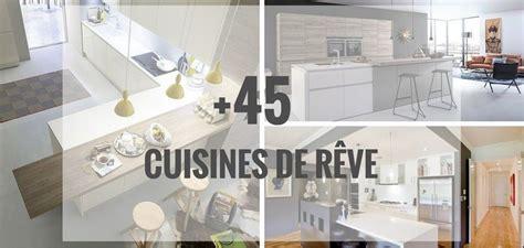 photos de belles cuisines modernes 45 cuisines modernes et contemporaines avec accessoires