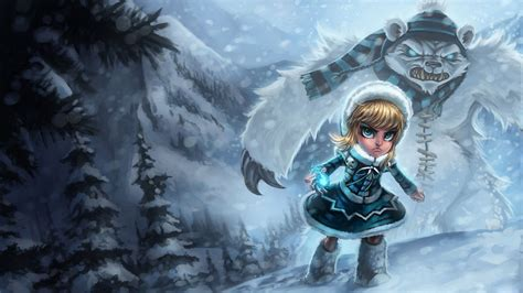 league  legends annie wallpaper games picture league