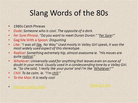 1980s pop culture ppt