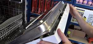How to Fix a broken Hotpoint dishwasher door lock « Home