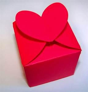 Geschenkbox Selber Basteln : schachteln basteln f r kleine geschenke vorlagen und ideen ~ Watch28wear.com Haus und Dekorationen