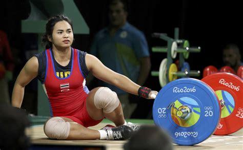 Tokijas olimpiskajās spēlēs neļaus piedalīties Taizemes un Malaizijas svarcēlājiem - Jauns.lv