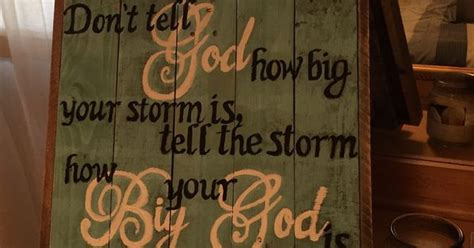 dont  god  big  storm  sign discount codes