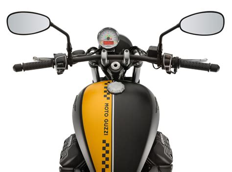 Gambar Motor Moto Guzzi V9 Bobber by Moto Guzzi V9 Bobber Bilder Und Technische Daten