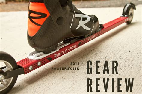 Rundle Sport Velox Skate Long