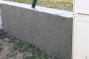 enduit ciment sur mur parpaing 23 messages With peinture sur ciment exterieur
