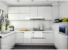Colorful Kitchens With White Cabinets Image to u