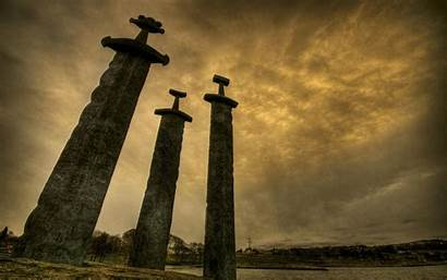 Viking Wallpapers Swords