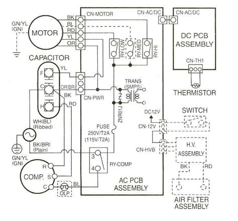 carrier air conditioner parts diagram automotive parts diagram