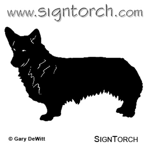 welsh corgi pembroke signtorch turning images