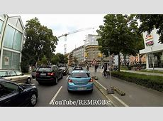 Driving Through München Munich Germany YouTube