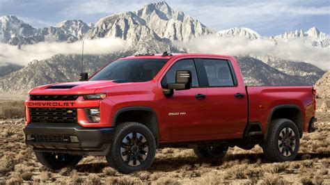 chevrolet duramax 2020 the 2020 chevrolet silverado hd duramax diesel can tow up