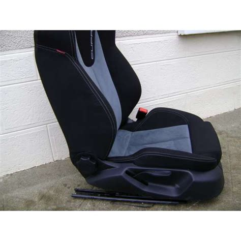 coiffe de siege coiffe supérieure de siège avant seat cupra