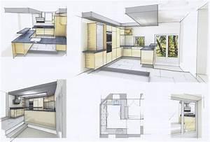 good suite parentale avec salle de bain 3 perspectives With chambre parentale avec salle de bain