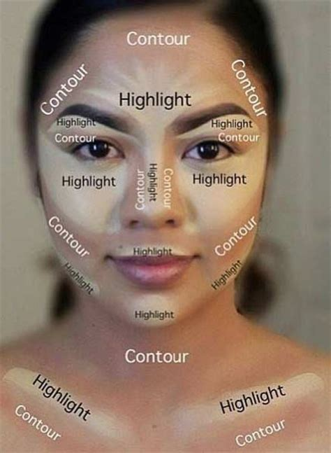 beauty tutorial contouring tips  smaller nose celebrity fashion outfit trends  beauty tips