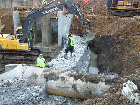 Gabion Walls | DeLong Construction Inc. | Earth Movers and ...