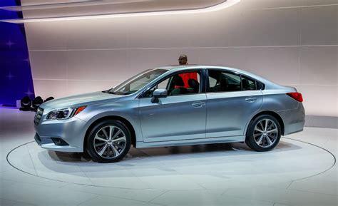 2015 subaru legacy car and driver