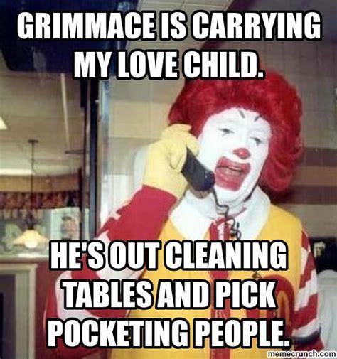 Mcdonalds Memes - ronald mcdonald meme