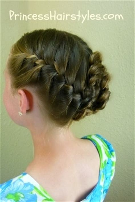 creative hairstyle ideas   girls