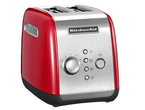 kitchenaid tostapane prezzo tostapane a 2 scomparti rosso ikmt221 r kitchenaid